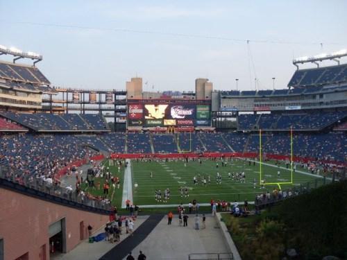 Amazing view of Stadium